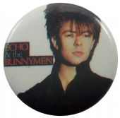 Echo & the Bunnymen - 'Ian' Button Badge